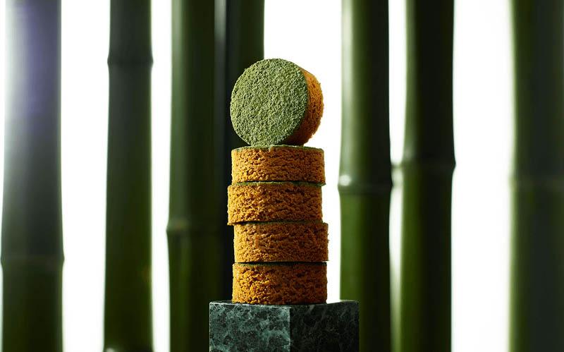 Bamboo Galette 竹害から生まれたガレット