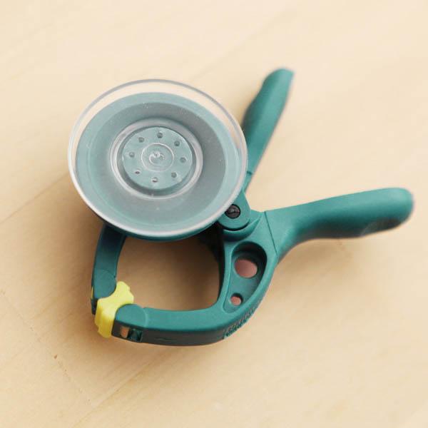 wolfcraft(ウルフクラフト) スプリングクランプ 吸盤タイプ