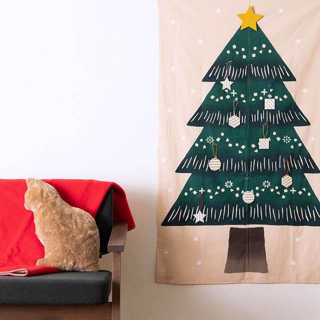 中川政七商店 季節のしつらい便 クリスマス