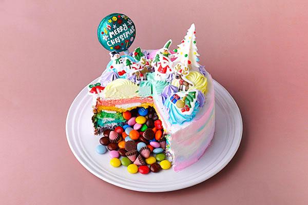 ギミッククリスマスケーキ