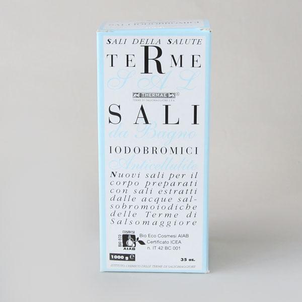 THERMAE DI SALSOMAGGIORE(テルメディサルソマッジョーレ)エモリエントバスソルト ビックサイズ
