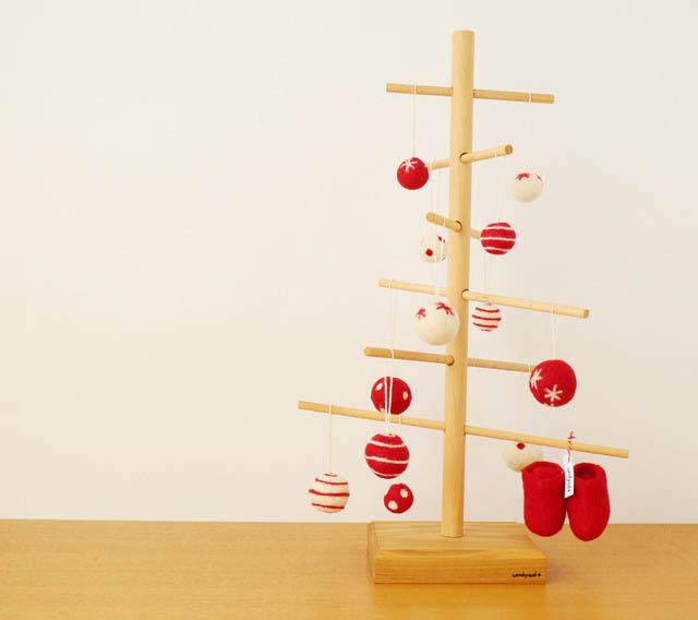 undyed+(アンダイドプラス)クリスマスツリーセット