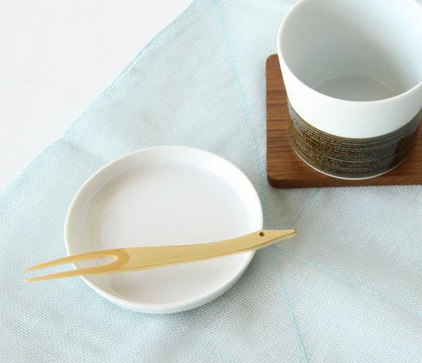 公長齋小菅(こうちょうさいこすが)鶴フォーク5本セット