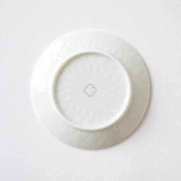 HORITSUKE(ほりつけ)3寸丸皿 4枚セット 網