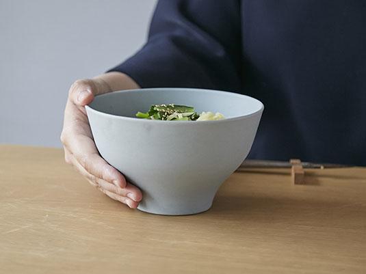 SAKUZAN 小ぶりで熱くなりにくいラーメン鉢
