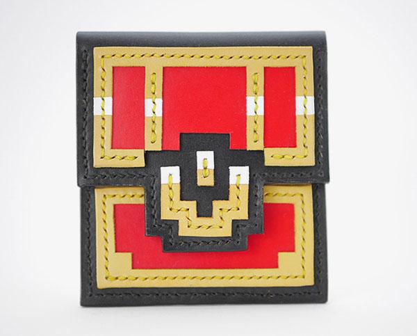 .C Leather Designs(ドットシー)宝箱コインケース