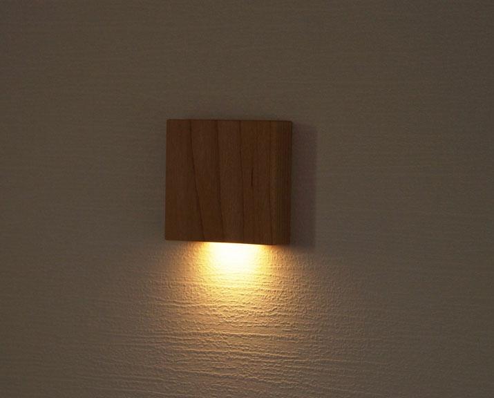 CALM(カーム)センサーライト コードレス常夜灯