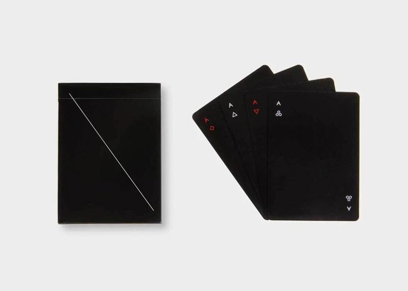Minim Playing Cards(ミニム プレイングカード)黒