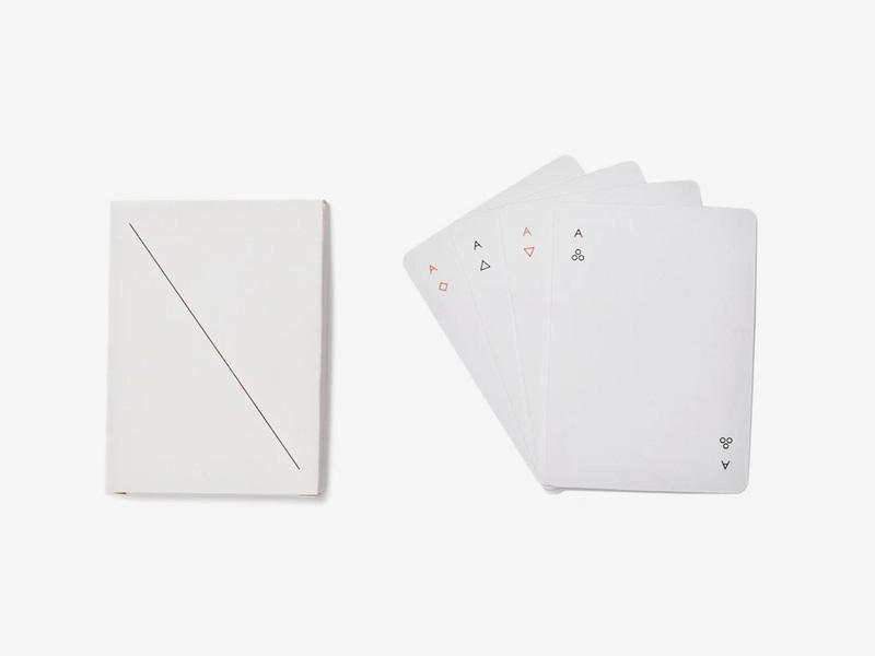 Minim Playing Cards(ミニム プレイングカード)白