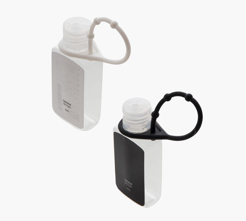b2c ハンドサニタイザー ボトル&ホルダー
