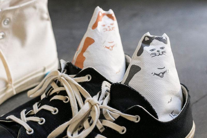 knot 炭猫 チャコキャット