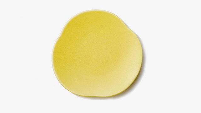 Teshio(てしお)三つ雲 Small plate 豆皿