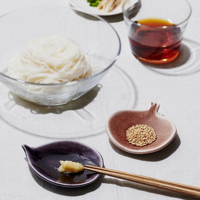 POTPURRI(ポトペリー)Teshio(てしお)果実 柘榴 Small plate 豆皿